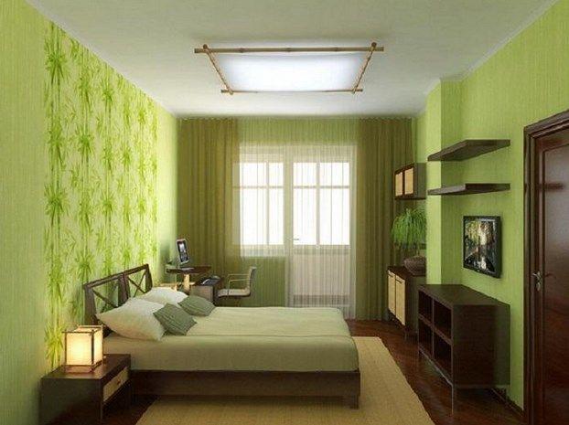 Desain kamar tidur kecil agar terlihat luas