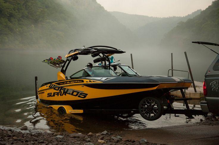 SA 400-550   Supra Boats