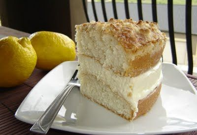 I love Italian Creme Cake - this one has lemon, too!White Cake, Cake Recipe, Cream Cake, Copycat, Copy Cats, Eating Cake, Olive Gardens, Lemon Cream, Gardens Lemon