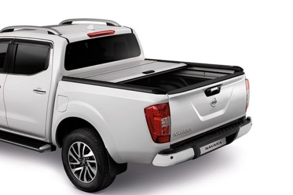 Nissan Navara Double Cab - Roll cover