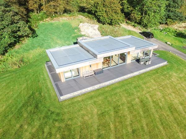 Billy Boo, Backbarrow, Cumbria and The Lake District, England, Sleeps 6, Bedrooms 3, Self-Catering Holiday Cottage With Woodburner and Hot Tub.