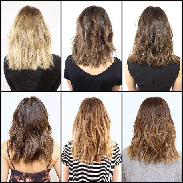 Variations... #backview #haircuts #softwaves #longbob #movement #softundercut #livedinhair™ #ramireztransalon #sultry