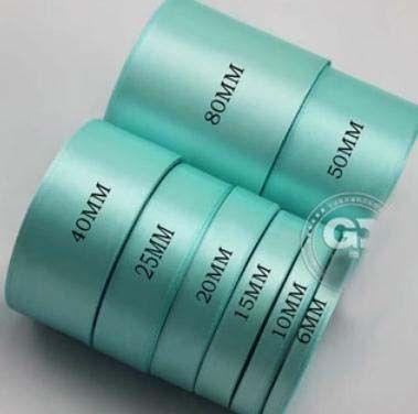 Купить товар25 ярдов 5 см ширина тиффани синий лента свадьба украшение ленты 1 rolls в категории События и праздничные атрибутына AliExpress.       [Описание]: упаковочные ленты             [Цвет]: Тиффани синий        [Размер]: W5cm * L25yards           [Количе