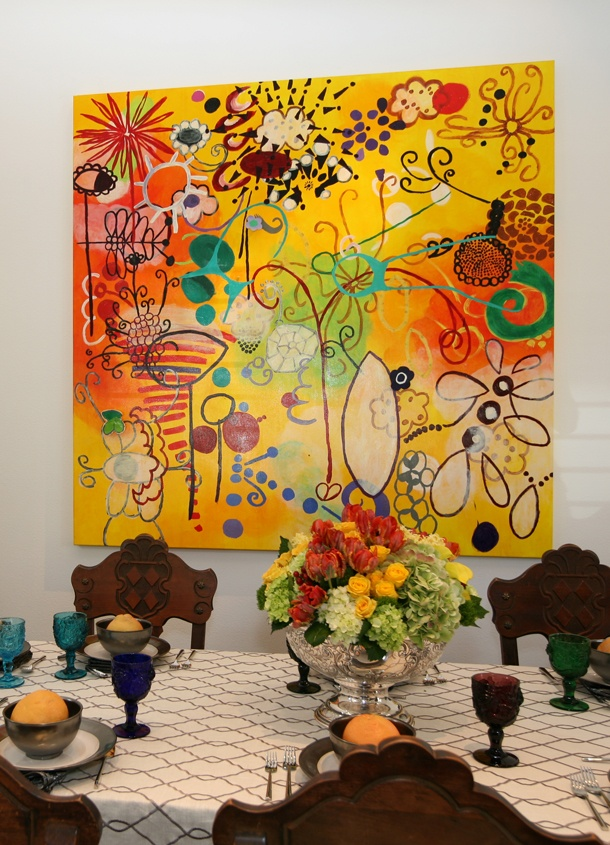 Claire Bock Dining Room