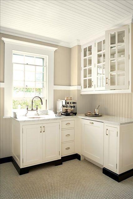56 best kitchen paint wallpaper ideas images on for Neutral kitchen cabinet paint colors
