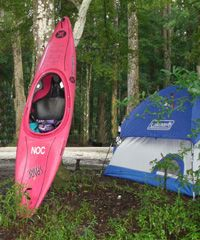 One of my life goals is to kayak-camp.  This how-to-prepare site is for Florida, but I would also love to do it in Southern California and around some Northwest islands