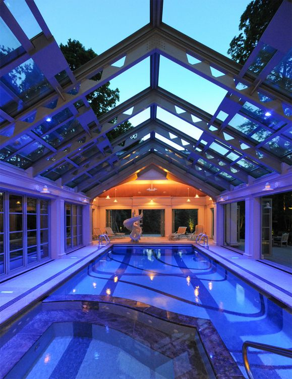 Indoor Pools Design Ideas, Pictures, Remodel And Decor Part 67