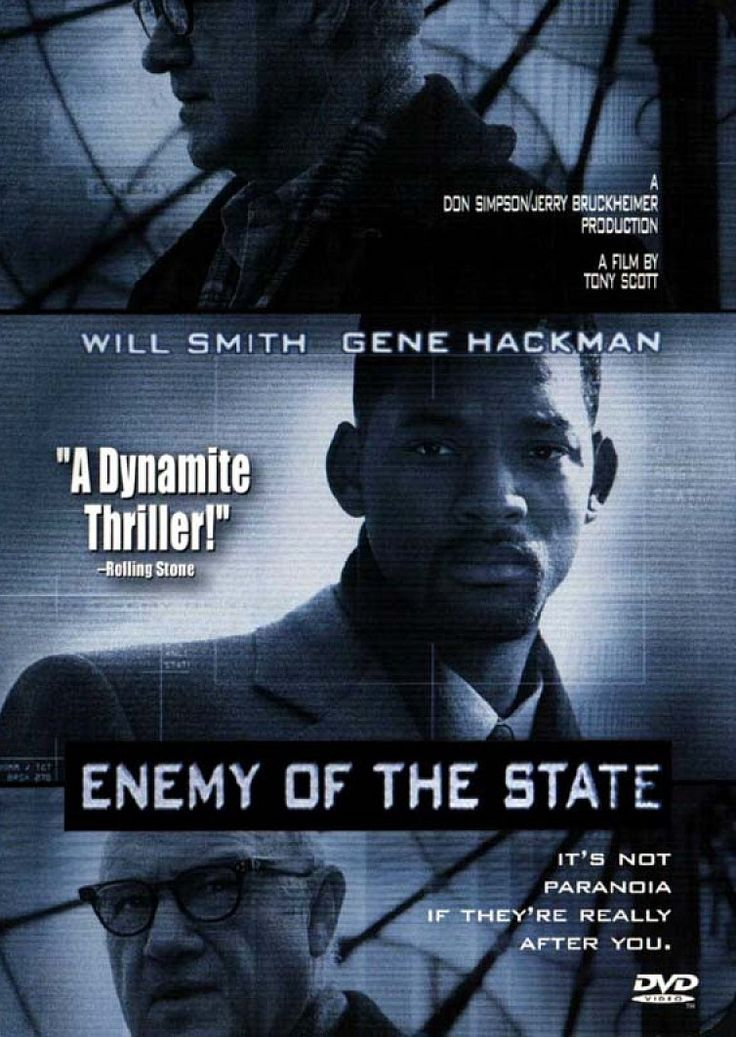 enemy of the state for pinterest | will smith: Enemy of the State 1998