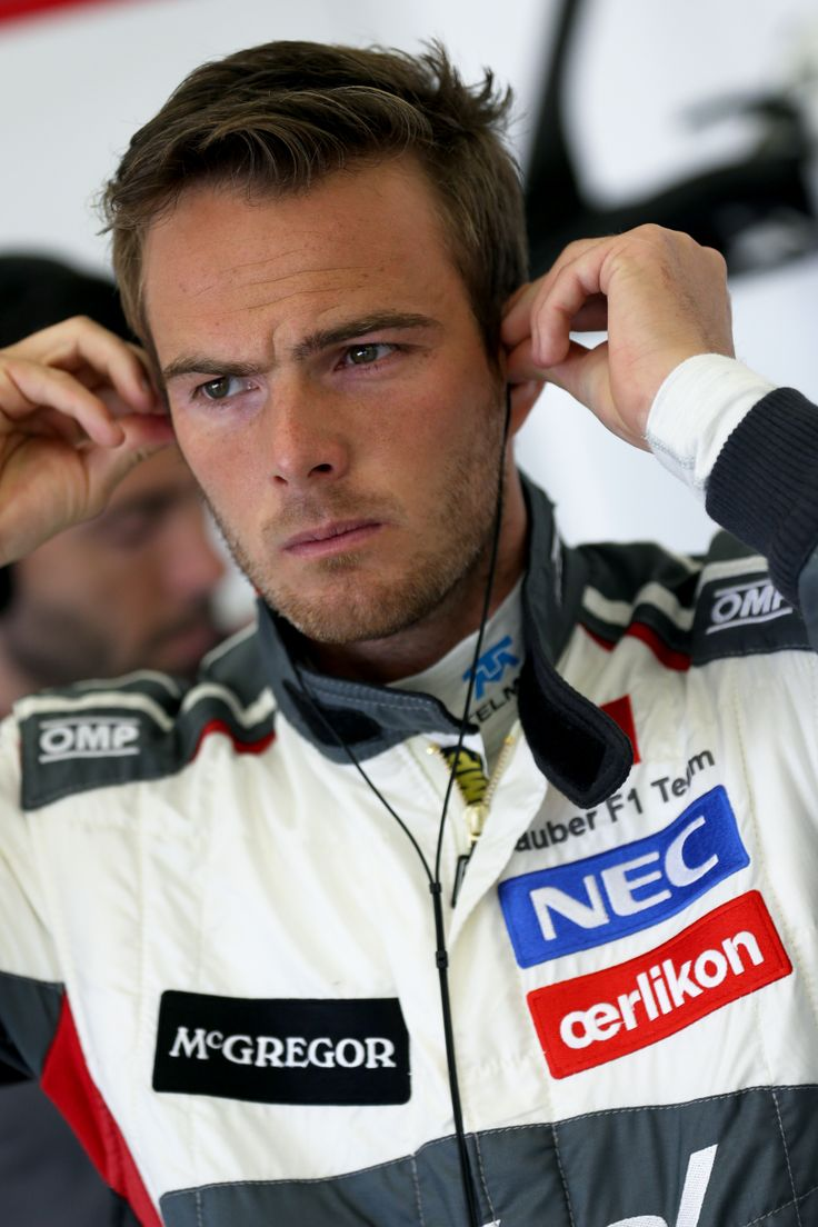 Bahrain, test 3. Day 2: Giedo van der Garde, Sauber F1 Team. Website: www.sauberf1team.com. Videos: www.youtube.com/sauberf1team. Formula One, motorsport.