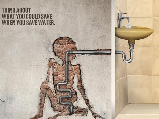 Every drop we waste could be a matter of Life and Death for someone out there. Save Water, Save Life!! #WorldWaterDay