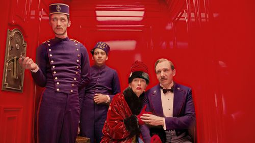 The Grand Budapest Hotel tells of a legendary concierge at a famous European hotel between the wars and his friendship with a young employee who becomes his trusted protégé. The story involves the theft and recovery of a priceless Renaissance painting, the battle for an enormous family fortune and the slow and then sudden upheavals that transformed Europe during the first half of the 20th century.