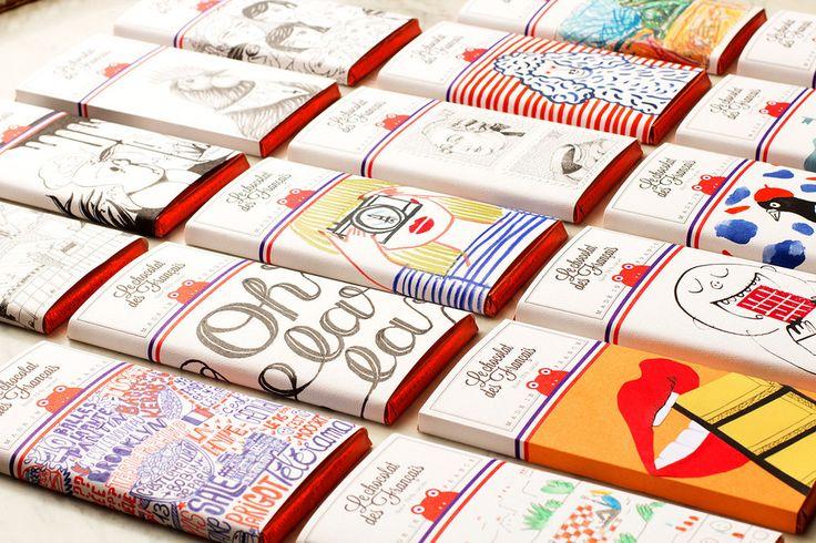 Le chocolat des français http://etapes.com/le-chocolat-des-francais-au-gout-des-artistes