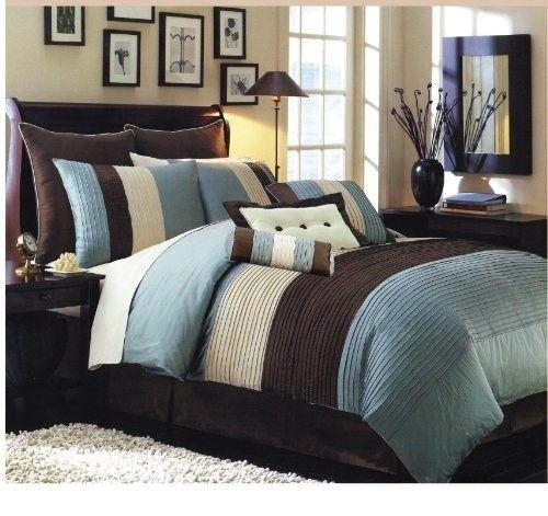 Modern Blue And Brown Bedroom 82 best aqua&brown bedroom images on pinterest | bedrooms, brown