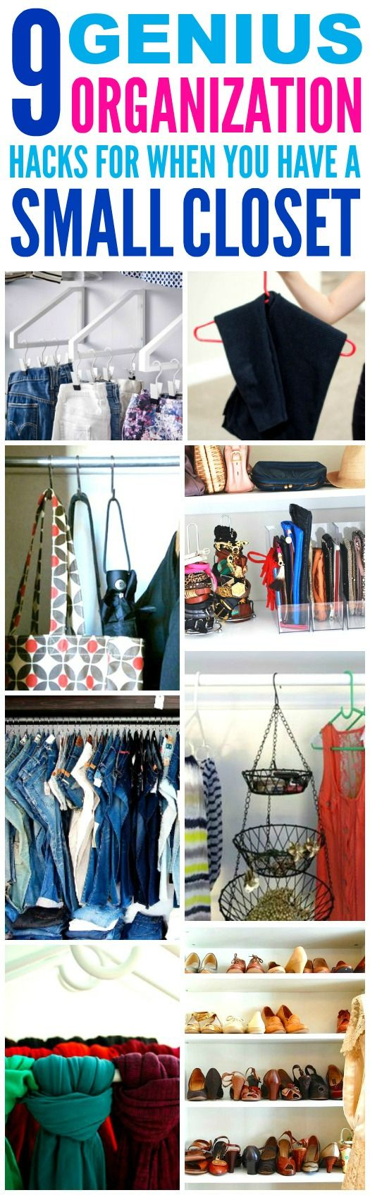 Best 25+ Small Apartment Closet Ideas On Pinterest  Bedroom Closet Anizing, Small Apartmentanization And Bedroom Storage