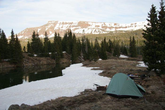 2.) Cold Springs Campground (Black Hawk)