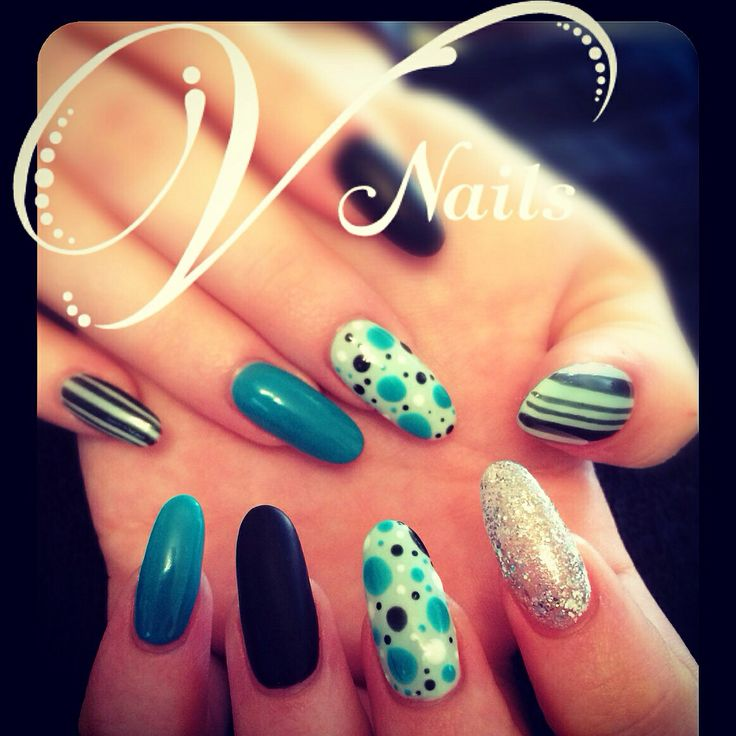 35 best gelish nail art images on pinterest beauty gelish nails freehand gelish art vnails nail harmony prinsesfo Images