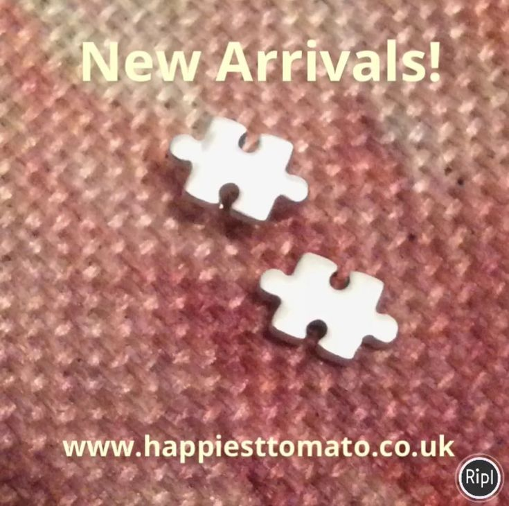 New stock in store! www.happiesttomato.co.uk #sales #jewellery #gifts #jigsaw