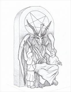 Satanist monument plans in Oklahoma