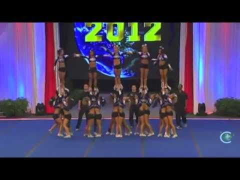 the one blonde girl is completely insane at tumbling. WATCH HER