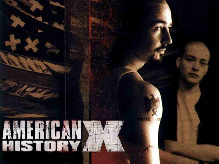 American History X: Movie Posters, Amazing Movie, 1001 Film, Eddie Norton, Favourit Movie, Edward Norton, American History X, Americanhistoryx, Favorite Movie