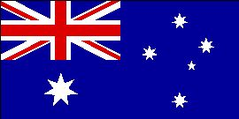 ✿ڿڰۣ(̆̃̃•Aussiegirl Australian Flag