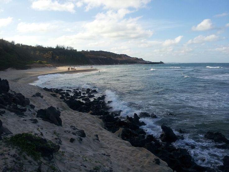 Camino a praia do amor