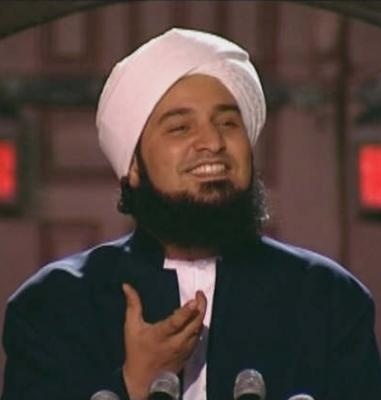 Habib Ali al-Jifri.  If words could describe the light this man radiates!