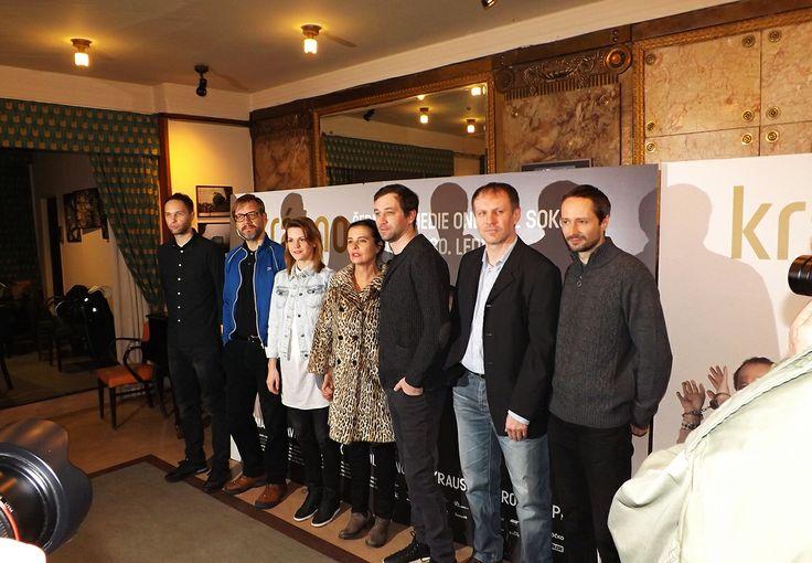 Krásno Ondřeje Sokola se promítalo v pražském kině Lucerna