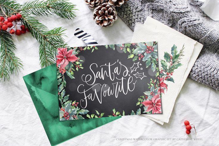 Merry Christmas Watercolor Deer Create Christmas Cards Christmas Watercolor Nursery Art Decor