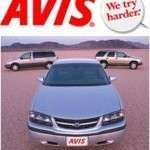 Avis Car Rental:  At Avis, we try harder. Now you can make your reservations on-line and we will have your vehicle waiting for you at the airport or seaplane when you arrive.   #CarRentals