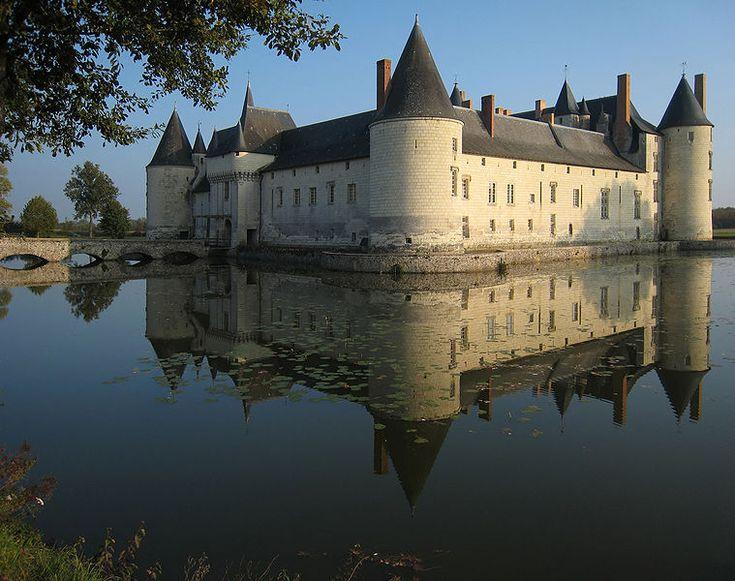 Château du Plessis-Bourré - 15e siècle - département du Maine-et-Loire