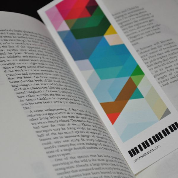 The Art of the Bookmark on Behance
