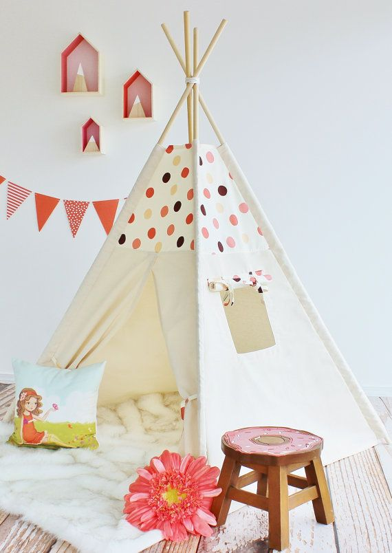 die besten 25 kinder indoor zelte ideen auf pinterest teepee kinder kinderfestungen und. Black Bedroom Furniture Sets. Home Design Ideas