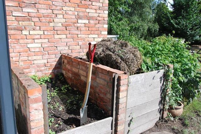 Snygg kompost