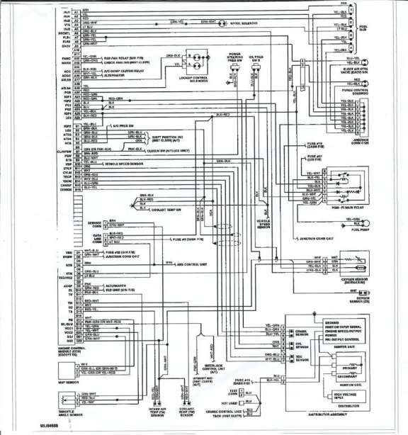 15+ 95 Honda Civic Engine Wiring Diagram1995 honda civic