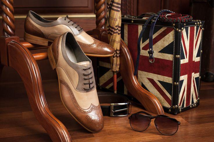 Модная мужская обувь лето 2014: Ода комфорту и стилю