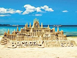 The Boracay Island Philippines the 2012 No. 1 Best Beach in the World ... where Jony's Beach Resort is located :))