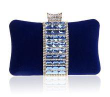 2016 neue Design Blue Totes Partei Abendtasche Mode frauen brieftasche Stil Kette Handtasche Clutch Bankett Mini Tasche Mujer Bolso 7238 //Price: $US $31.62 & FREE Shipping //     #cocktailkleider