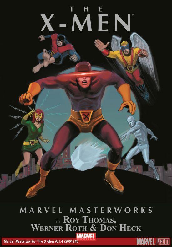MARVEL MASTERWORKS: THE X-MEN VOL. 4 (HARDCOVER)