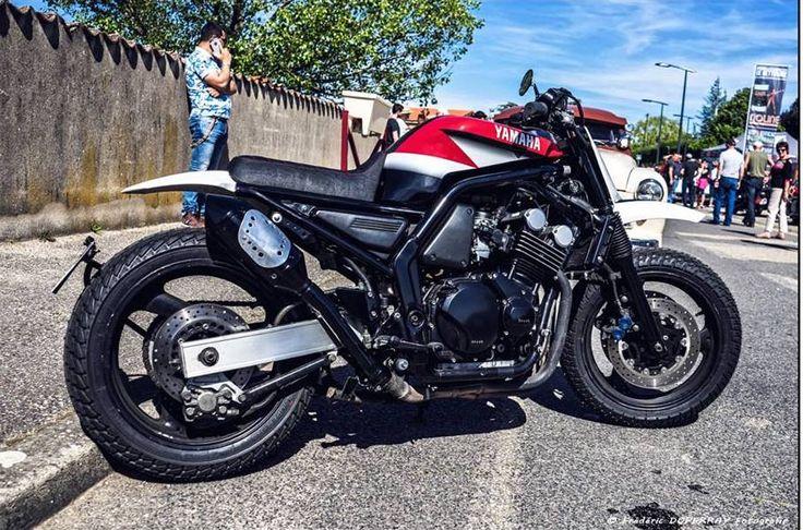 Yamaha 600 Fazer Cross - BF #48