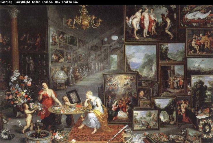 Wunderkammer Painting