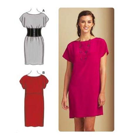 Distinctive Sewing Supplies - Misses' Dress