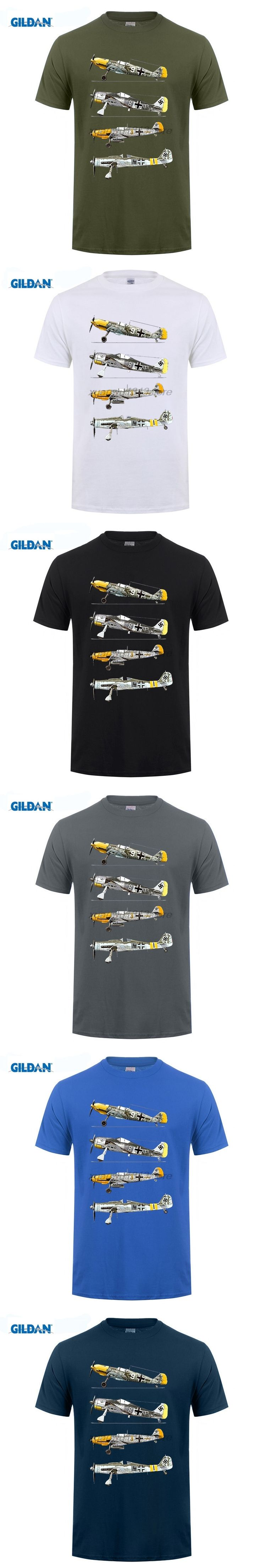 GILDAN Aircraft Man T Shirt Erich Hartman Casual Custom Made Loose Tops Men's O Neck Tshirts Dad Unique Tee Shirt Airplane Pilot
