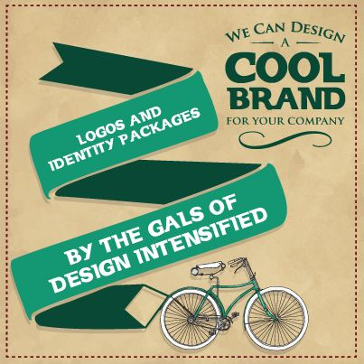 We Can Design Cool Brands For Your Company!