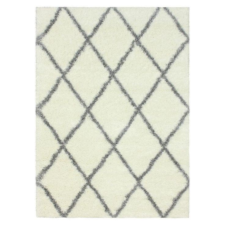 nuLOOM Diamond Shag Area Rug -