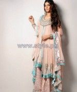Wajahat Mansoor formal wear dresses 2014 for women have recently launched. These dresses have fully embellished with embroidery and bright to vibrant shades