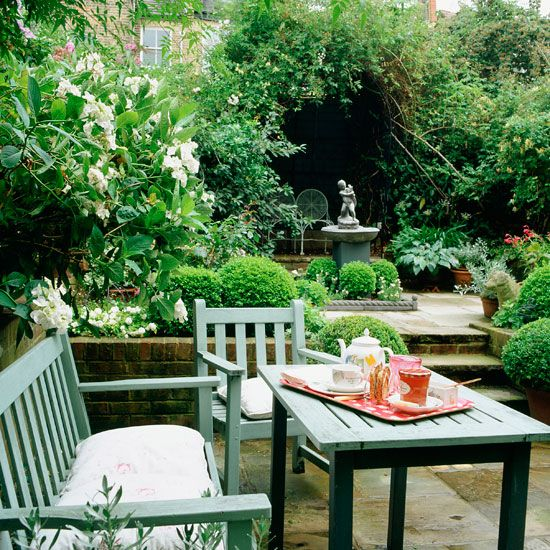 Looking for eclectic garden design ideas? Take a look at the Housetohome.co.uk garden galleries for inspirational garden, balcony and patio ideas. We also have a selection of garden furniture and garden accessories
