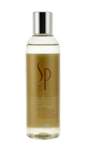 Wella SP Luxe Oil Shampoo Keratin Protect  - Sampon cu keratina pentru parul deteriorat