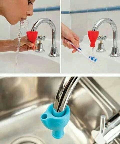 Rubber Water Fountain Tap Cover