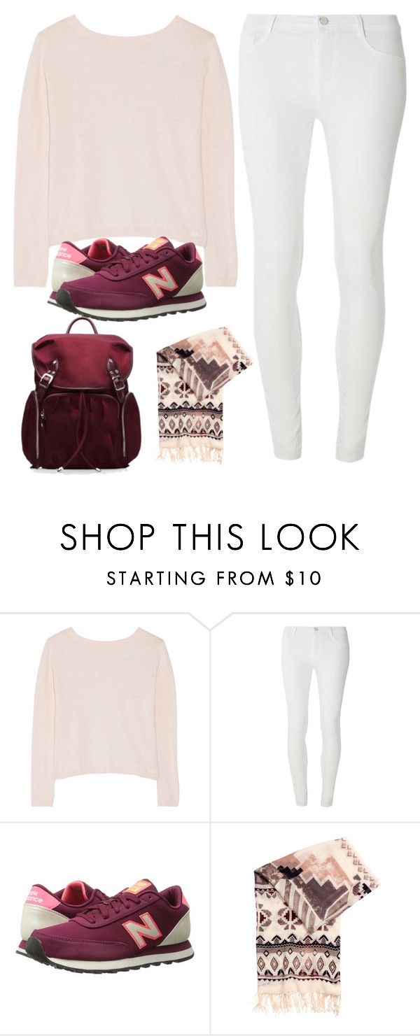 """""""Untitled #11123"""" by beatrizibelo ❤ liked on Polyvore featuring Banjo & Matilda, Dorothy Perkins, New Balance Classics, H&M and M Z Wallace"""